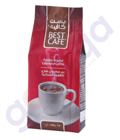 BUY MAATOUK- BEST CAFÉ WITHOUT CARDAMON 200GM IN DOHA QATAR