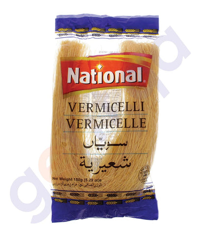 BUY BEST PRICED NATIONAL VERMICELLI 150GM ONLINE IN QATAR