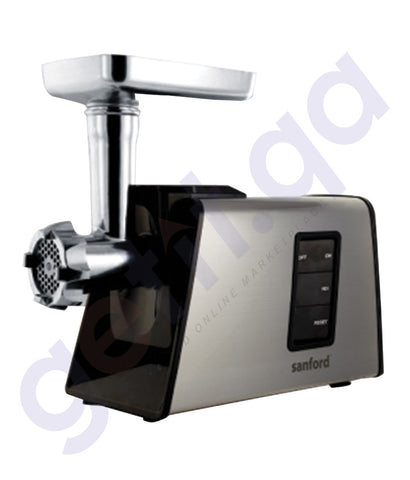 SHOP SANFORD MEAT GRINDER S/STEEL SF5860MG ONLINE IN QATAR