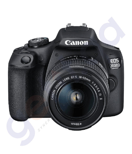CANON DSLR EOS 200D EF-S III -18-55MM LENS Kit