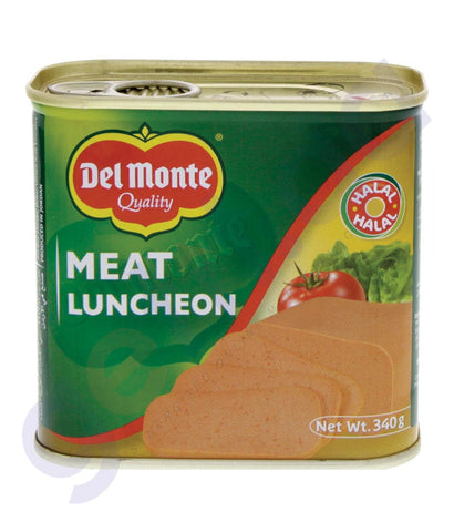 BUY DEL MONTE BEEF LUNCHEON 340 GM ONLINE IN QATAR