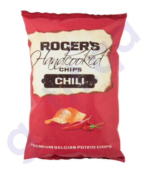 BUY BEST PRICED ROGERS HAND COOKED CHILI 150GM ONLINE IN QATAR