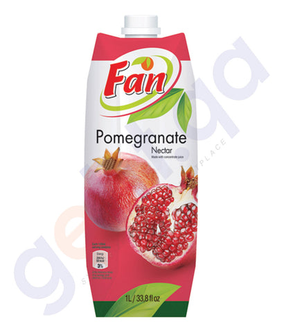 BUY BEST PRICED FAN POMEGRANATE NECTAR 1LTR ONLINE IN QATAR