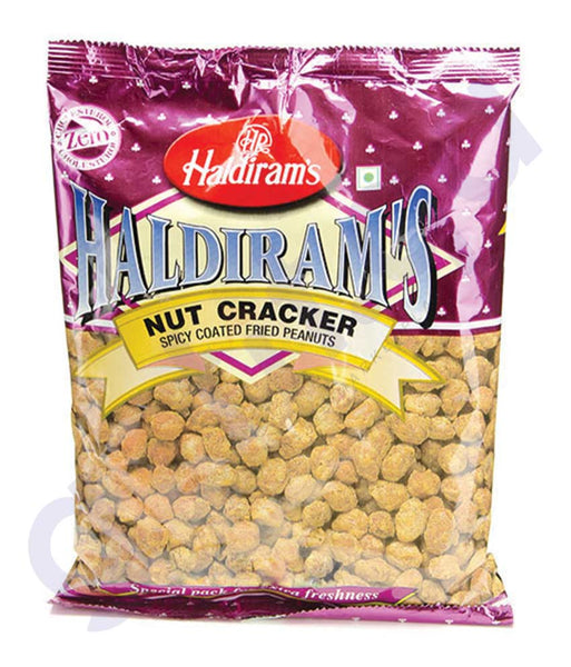 BUY BEST QUALITY HALDIRAMS NUT CRACKER 40GM ONLINE IN QATAR