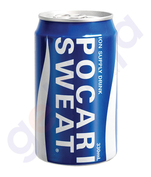 BUY BEST PRICED POCARI SWEAT ISOTONC DRINK PET 330ML ONLINE IN QATAR