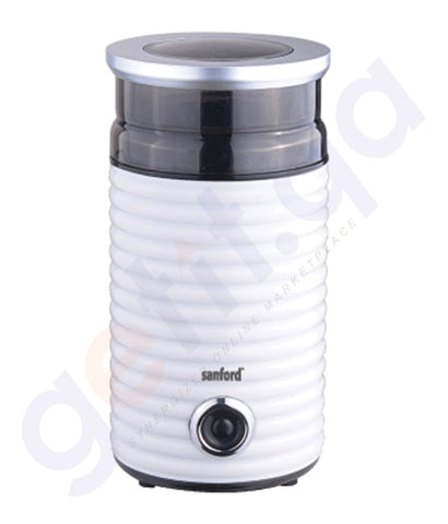 SHOP SANFORD COFFEE GRINDER 160WTS - SF5672CG ONLINE IN QATAR