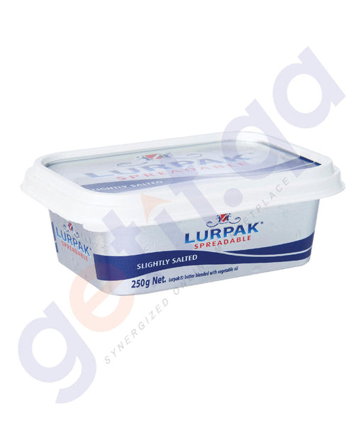 BUY BEST PRICED LURPAK SPREADABLE 250GM SALTED ONLINE IN QATAR