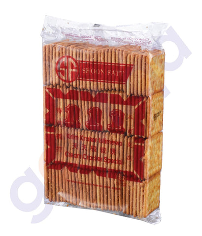 BUY BEST PRICED SHOON FATT BISCUIT CREAM CRACKER 800GM IN QATAR