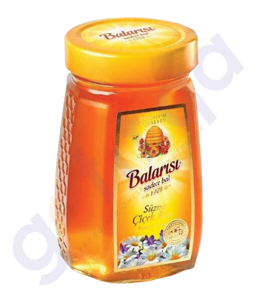 BUY BEST PRICED BALARISI EXTRACTED FLOWER HONEY 460GM ONLINE IN QATAR