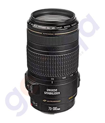 BUY CANON EF  4-5.6 IS USM 70-300MM LENS ONLINE IN DOHA QATAR