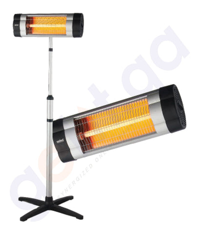 BUY SANFORD 1500 W QTZ ROOM HEATER SF1241QRH IN DOHA QATAR
