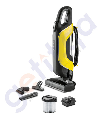 Buy Best Priced KARCHER COMPACT DRY VACUUM CLEANER VC5 PREMIUM Online in Doha Qatar