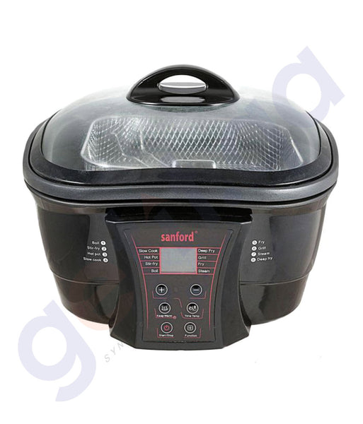 SHOP SANFORD DIGITAL MULTI COOKER-SF3251DMC ONLINE IN QATAR