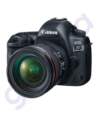 BUY CANON EOS 5D MARK IV 24-70MM LENS DSLR ONLINE IN DOHA QATAR