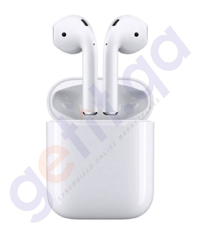 Buy Apple Airpods 2 Wireless Charging MRXJ2 in Doha Qatar