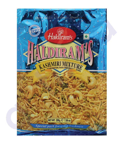 BUY HALDIRAMS KASHMIRI MIXTURE 200GM ONLINE IN QATAR