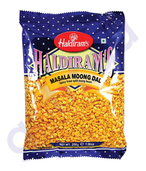 BUY HALDIRAMS MOONG DAAL MASALA 200GM ONLINE IN QATAR