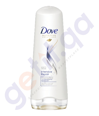 BUY DOVE 200ML INTENSIVE REPAIR CONDITIONER ONLINE IN DOHA QATAR