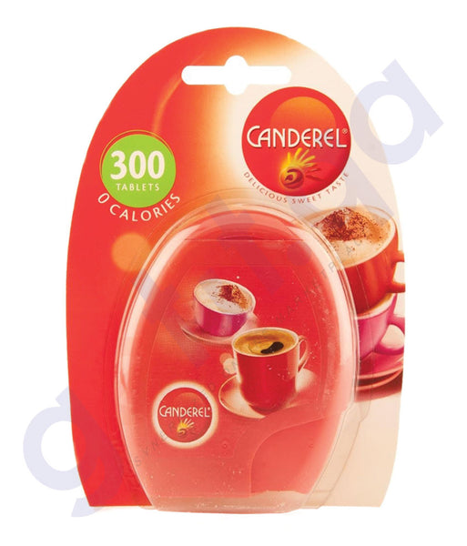 BUY BEST PRICED CANDEREL TABS NEW FORMULA300 TABS IN QATAR