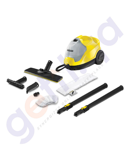 BUY KARCHER STEAM CLEANER 2000W SC4-EASYFIX IN DOHA QATAR