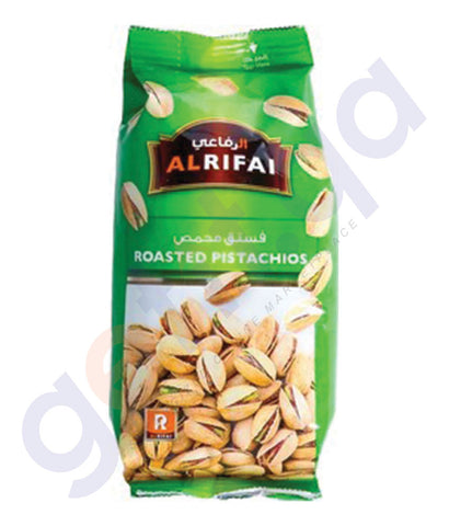 BUY BEST PRICED AL RIFAI PISTACHIO SALTED 180GM ONLINE IN QATAR