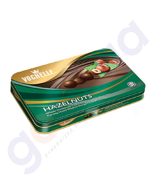 BUY VOCHELLE GIFT COVERED HAZELNUT 205 TIN ONLINE IN QATAR