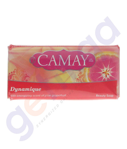 BUY CAMAY SOAP DYNAMIQUE PW N-1 - 175GM ONLINE IN QATAR