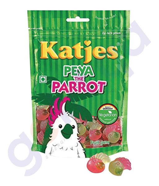 BUY BEST PRICED KATJES PEYA THE PARROT 160GM ONLINE IN QATAR