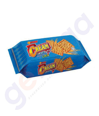 BUY BEST PRICED SHOON FATT CREAM CRACKERS PKT 180GM IN QATAR