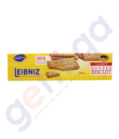 Buy Bahlsen Leibniz Diet Biscuit 200g Price in Doha Qatar