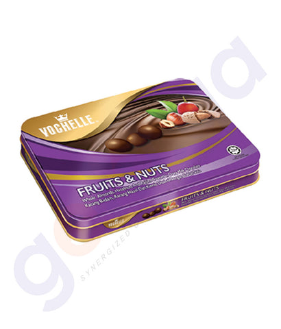 BUY VOCHELLE GIFT COVERED FRUIT&NUT 380GM ONLINE IN QATAR