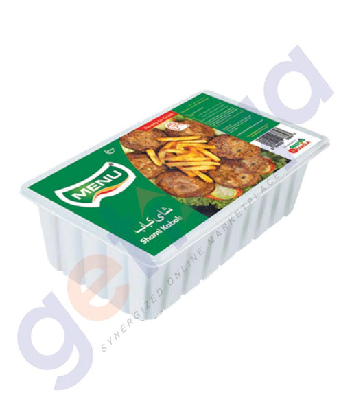 BUY BEST PRICED MENU SHAMI KABAB - 400GM ONLINE IN QATAR