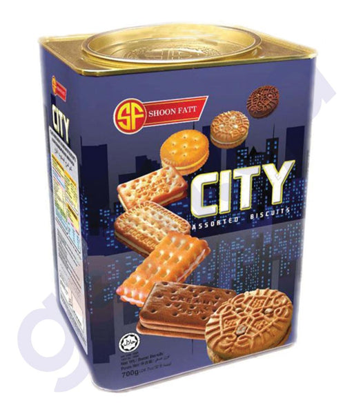 BUY BEST PRICED SHOON FATT VIDORY BISCUIT CITY 700GM IN QATAR