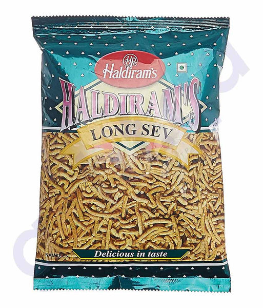BUY BEST QUALITY HALDIRAMS SEV LONG 200GM ONLINE IN QATAR