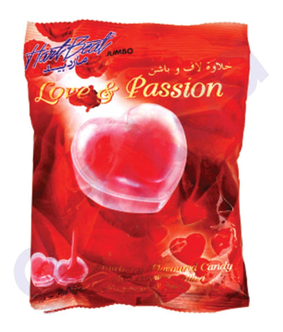 BUY HARTBEAT CANDY LOVE & PASSION 150GM ONLINE IN QATAR