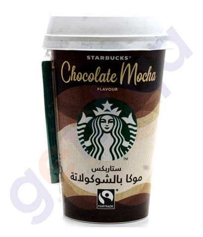 BUY STARBUCKS DISCOVERIES MOCHA 220ML ONLINE IN QATAR