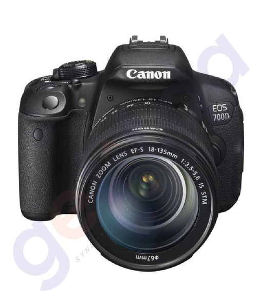 BUY CANON EOS 700D 18-135 DSLR ONLINE IN DOHA QATAR