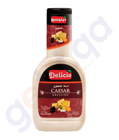 BUY BEST PRICED DELICIO CEASOR DRESSING 267ML ONLINE IN QATAR