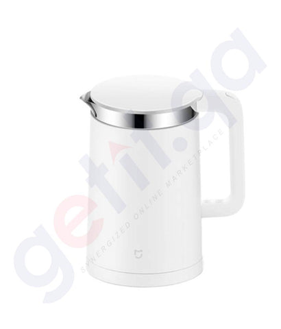 BUY BEST PRICED MI SMART ELECTRIC KETTLE STAINLESS STEEL IN QATAR
