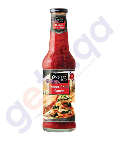 BUY EXOTIC SAUCE SWEET CHILLI 725ML ONLINE IN QATAR