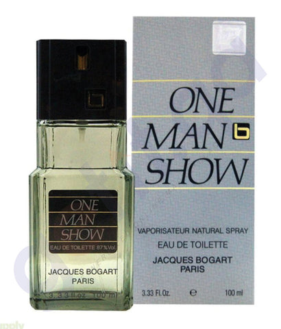 BUY JACQES BOGART ONE MAN SHOW EDT 100ML FOR MEN ONLINE IN QATAR