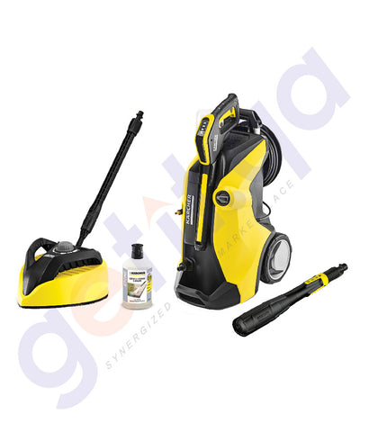 BUY KARCHER COLD WATER HIGH PRESSURE CLEANER K7 PREMIUMFC+ HOME IN QATAR