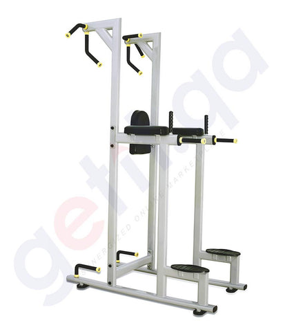 Buy Best Priced Vertical Knee Raise Machine J-027 in Doha Qatar