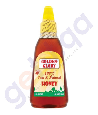 BUY GOLDEN GLORY HONEY PURE SQUEEZ 227gm, 375gm, 454gm and 500gm ONLINE IN QATAR