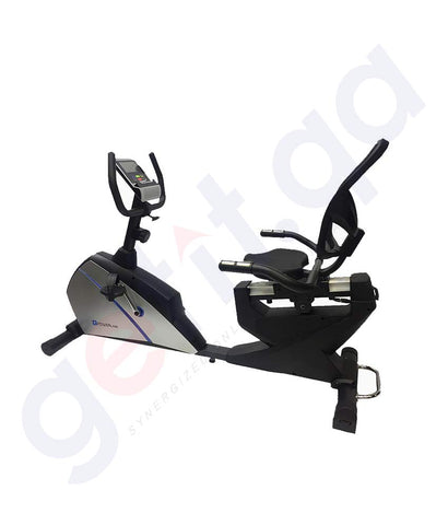 BUY BEST PRICED RECUMBENT BIKE YK-BK8729R ONLINE IN DOHA QATAR