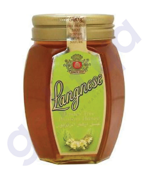 BUY BEST PRICED LANGNESE-LINDEN TREE BLOSSOM HONEY 500GM IN QATAR
