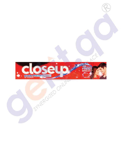 Buy Closeup Toothpaste Red Hot 50ml Price Online Doha Qatar