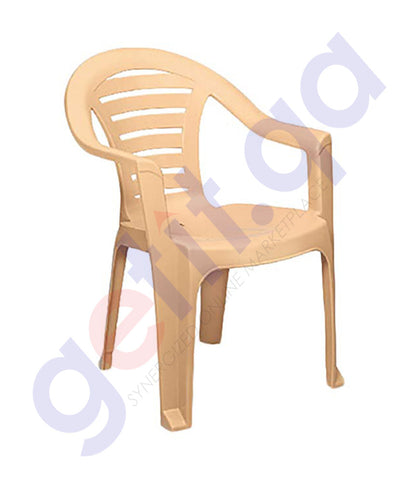 VARMORA MEDIUM BACK CHAIR CURVE