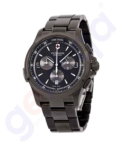 GETIT.QA | Buy Victorinox Night Vision Mens Chronograph 241730 Doha Qatar