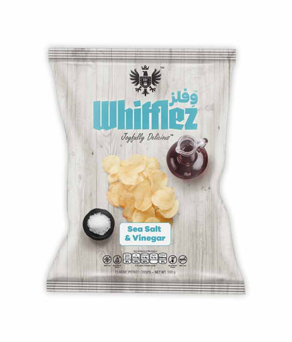 Request Quote Whifflez Sea Salt & Vinegar 100g in Doha Qatar